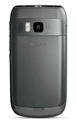 Nokia E6 camera