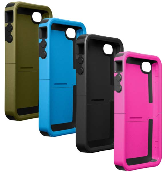... -Series Case for iPhone 4 (Green/Black): Cell Phones u0026 Accessories