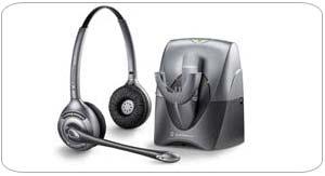 Plantronics SupraPlus Wireless Headset