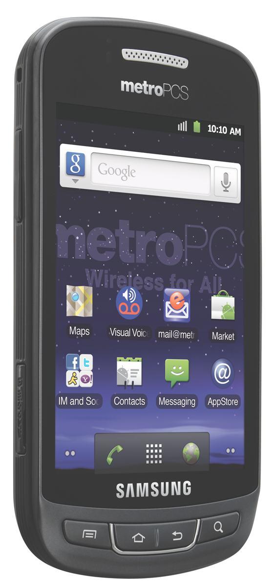 Samsung Galaxy Metro PCS Phones