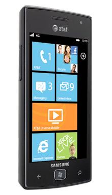 samsung focus flash 4g windows phone at t cell phones access
