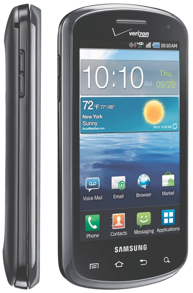 Amazon.com: Samsung Stratosphere 4G Android Phone (Verizon Wireless