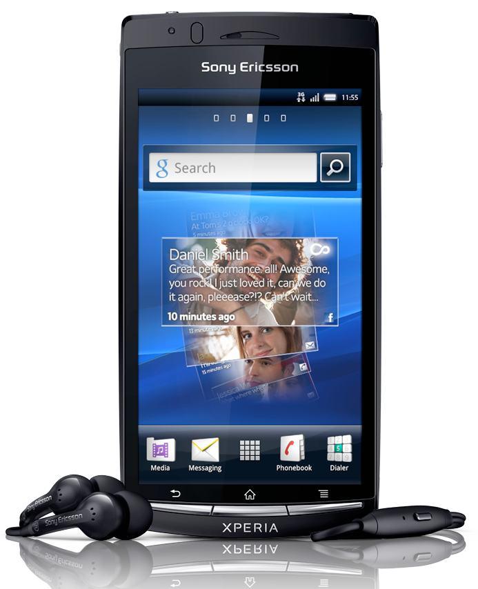 Amazon.com: Sony Ericsson LT15a Xperia Arc Unlocked Phone with Android