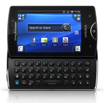 Link to Sony Ericsson Xperia mini pro SK17a Unlocked Phone–U.S. Warranty (Black) SALE