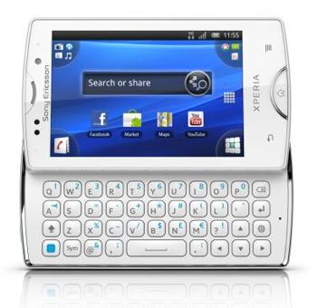 Link to Sony Ericsson SK17A-WH Xperia Mini Pro SK17a Unlocked Android Smartphone with 5MP camera, Touchscreen and Slide-Out QWERTY Keyboard – Unlocked Phone – US Warranty – White Big Discount