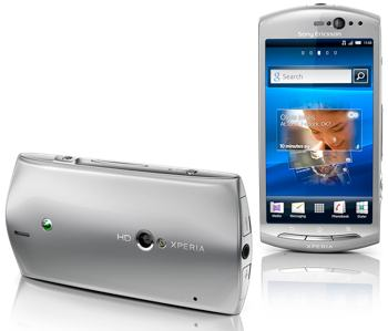 Link to Sony Ericsson MT15a Xperia Neo Unlocked Phone – U.S. Warranty (Silver) Discount !!
