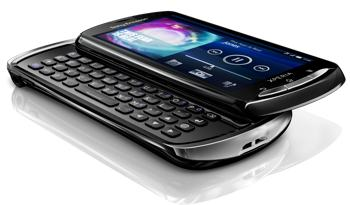 Link to Sony Ericsson Xperia pro MK16A Android Unlocked Smartphone with 3G, QWERTY Keyboard, Touchscreen, 8 MP Camera, Wi-Fi, and GPS–U.S. Warranty (Black) Big Discount