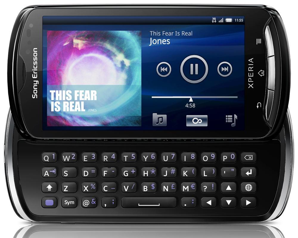 Amazon.com: Sony Ericsson Xperia pro MK16A Android Unlocked Smartphone
