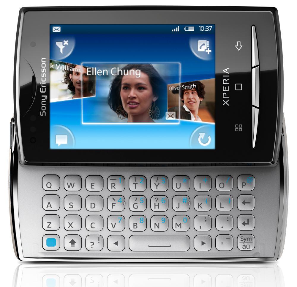 Mini X10 Pro Gets a Release Date - Sony Ericsson X10 Mini Pro