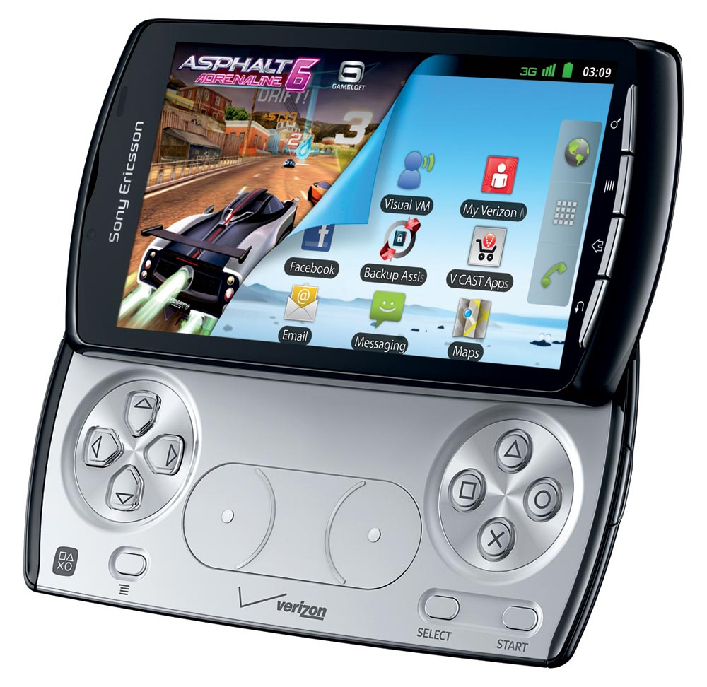 Sony Ericsson Xperia PLAY Android Phone (Verizon Wireless)