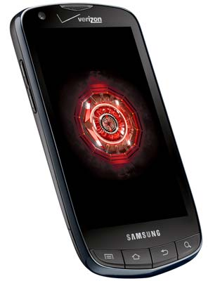 verizon b004xd1s4m 02 Samsung DROID CHARGE 4G Android Phone (Verizon Wireless)
