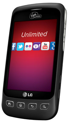 Virgin Mobile LG Optimus