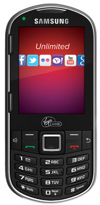 Virgin Mobile Samsung Restore