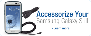 Samsung Galaxy S III Accessories