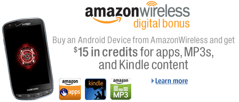 AmazonWireless Digital Bonus