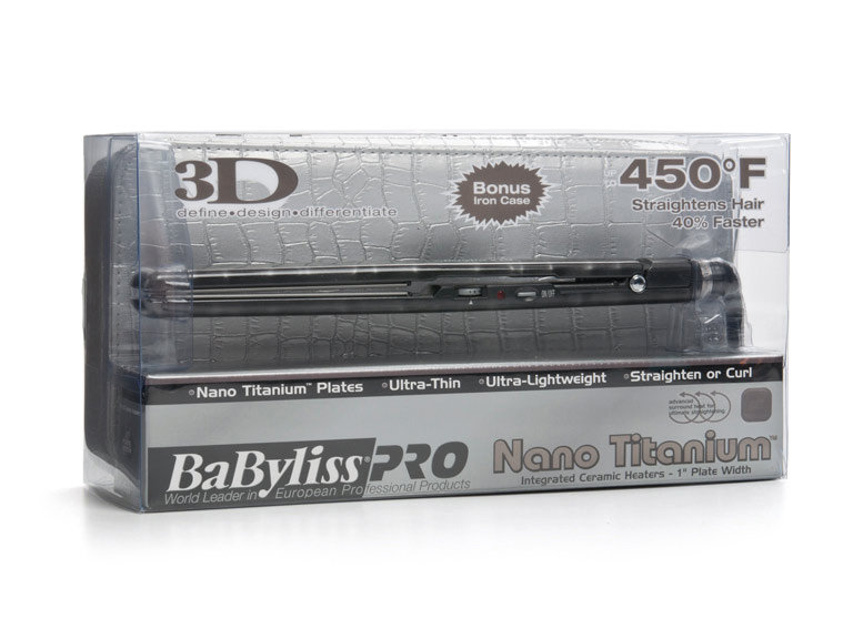 BaByliss Pro in Packaging