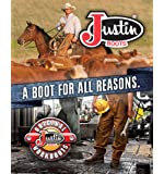 Visit Amazon's Justin Boots Store