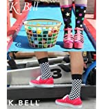 Visit Amazon's K. Bell Socks Store