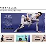 Visit Amazon's Perry Ellis Store