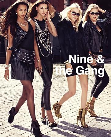 玖熙Nine West Women's平底船鞋 最低35.84美元