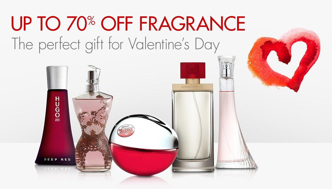 Valentines Day Fragrance