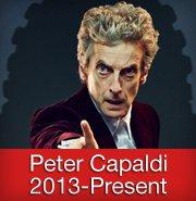 Peter Capaldi - 2013 - Present
