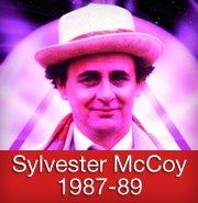 Sylvester McCoy - 1987-89
