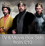 TV & Movie Box Sets from £10