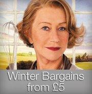 Winter Bargains