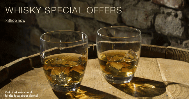 Whisky Special Offers