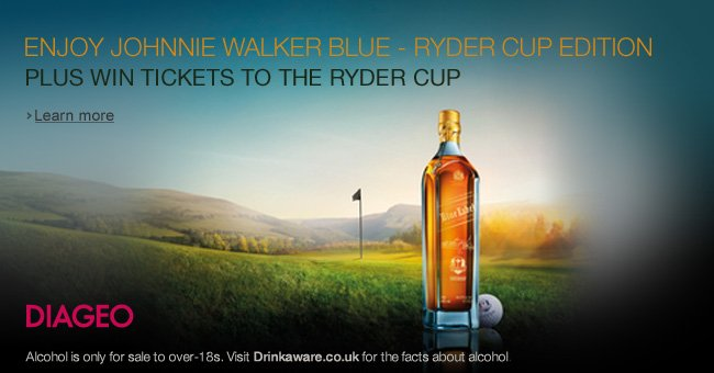 Win Tickets to the Ryder Cup