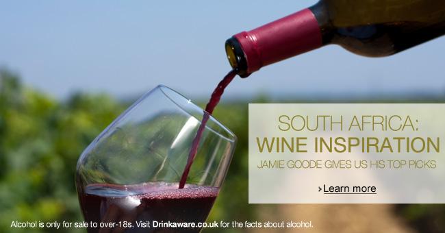 Jamie's Top Picks in South African Wines