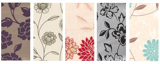 Wall papers from M&S
