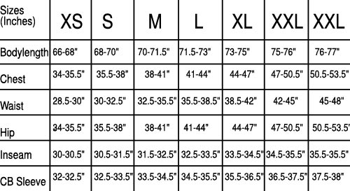 Mens uk clothing size chart for Mens shirt size guide