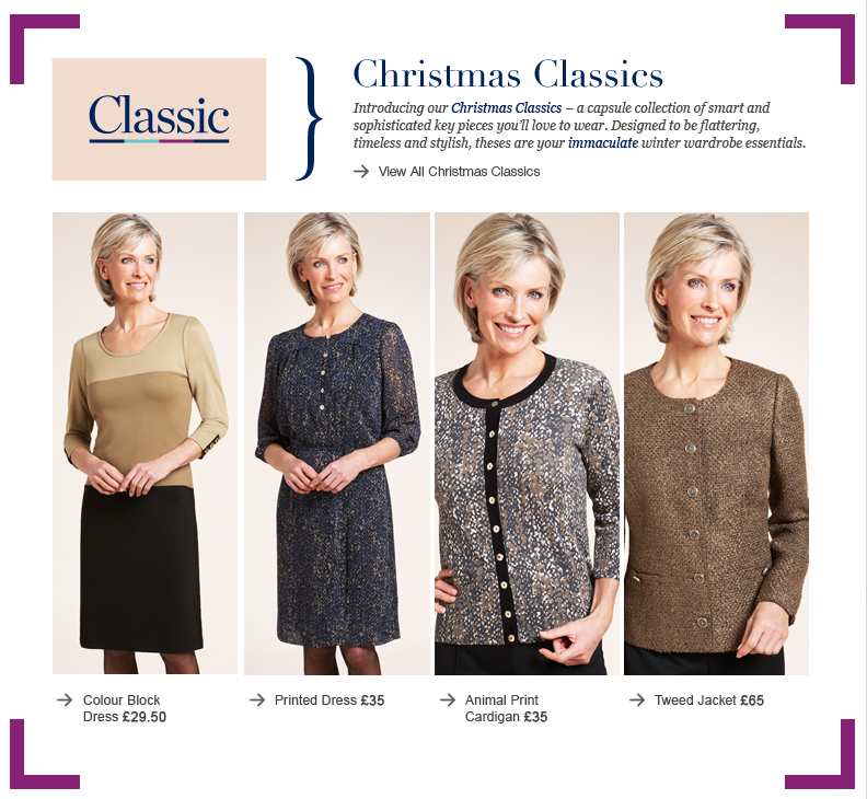 Christmas Classics Trend