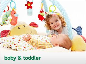 baby & toddler toys & gifts