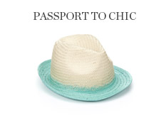 Passport to chic