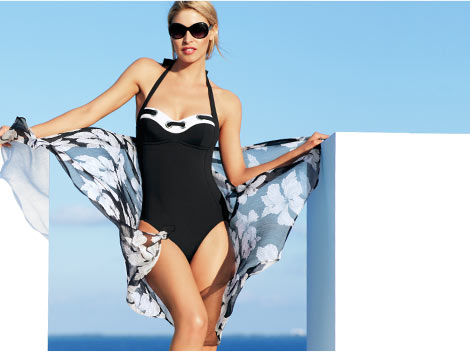 Style Solution: Destination Swimwear