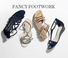Fancy Footwork
