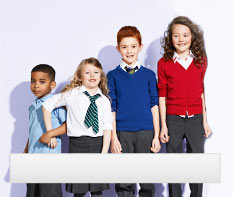 Shop 20% off schoolwear