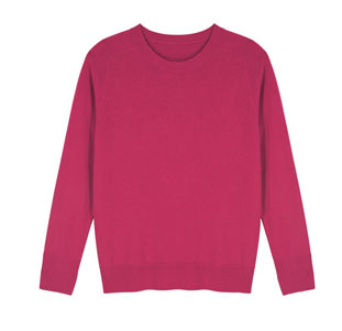 Cashmilon™ Crew Neck Jumper £12.50
