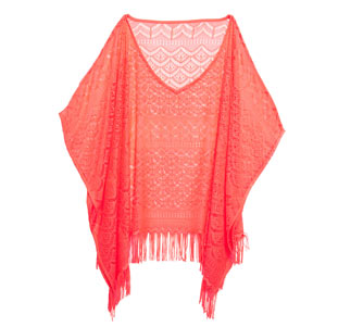 Limited Collection Lace Cover-Up Kaftan £25