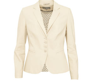 M&S Collection Linen Blend Jacket £39.50