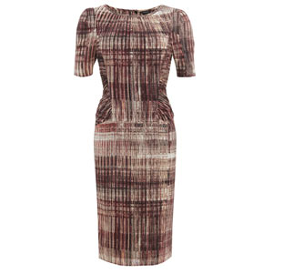 Autograph Silk Dress with Stretch £99