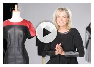 Video - Twiggy Leather Collection