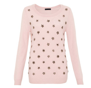 M&S Collection Pure Cashmere Jumper £129