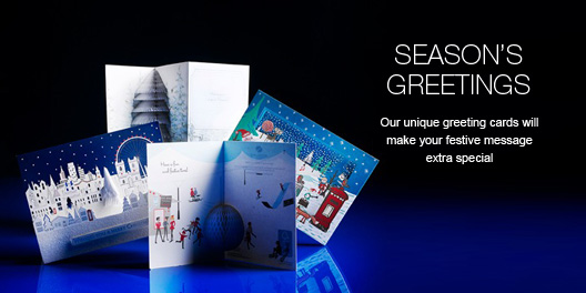 Our unique greeting cards will make your festive message extra special