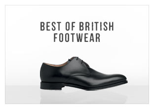 MEN'S FOOTWEAR FOCUS