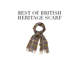 Best of British Heritage Scarf