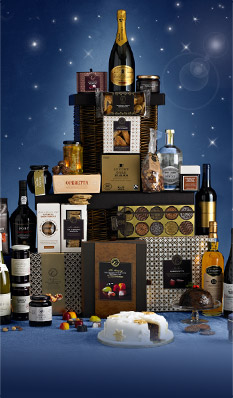Shop Christmas hampers